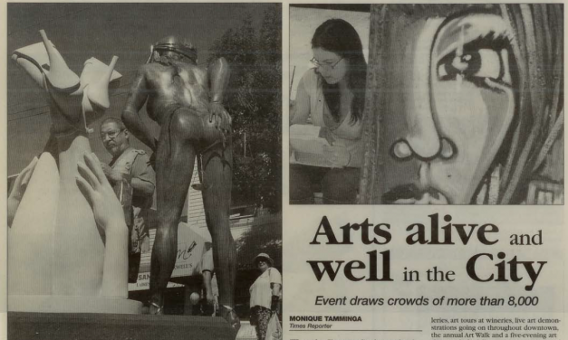 Arts Alive and Well in the City