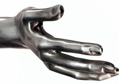 Born Naked Hand