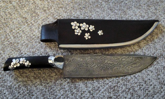 Damascus/Pattern Welded Knives