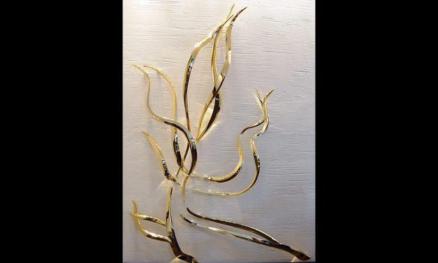 Golden Sea Grass