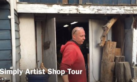 Simply Artist Shop Tour