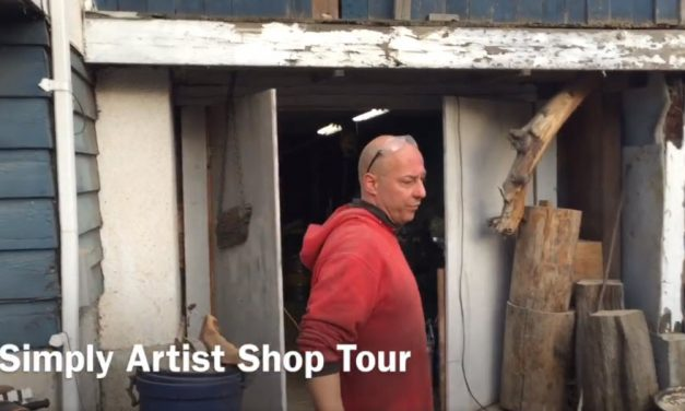 Simply Artist Shop Tour