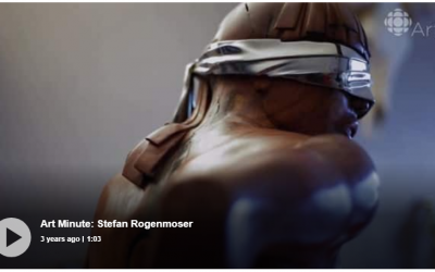 Art Minute: Stefan Rogenmoser